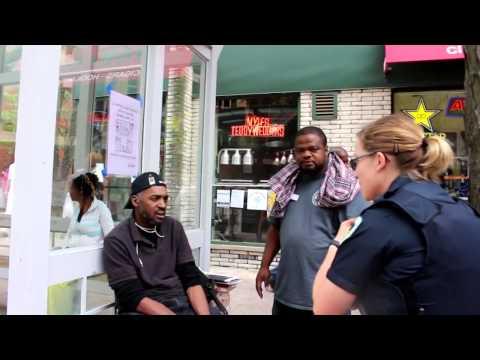 Madison Police Racial Profiling