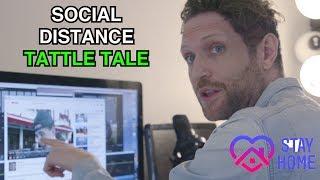 Social Distance Tattle Tale