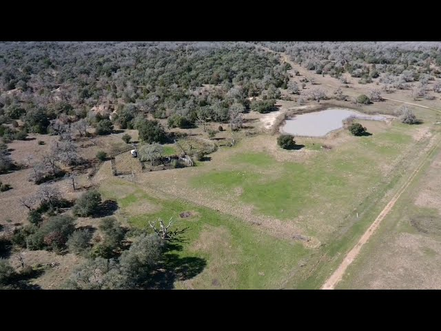 K Bar Ranch - 965± Acres For Sale Near Hallettsville TX