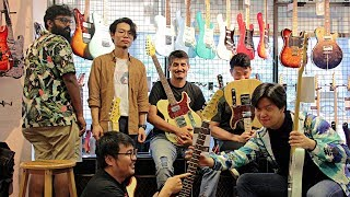 Crossroads Vol 1: Maker Records x City Music Singapore