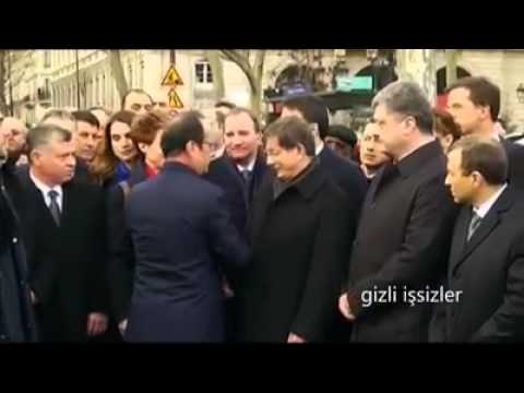 Ahmet Davutoğlu'nun  Fransa...