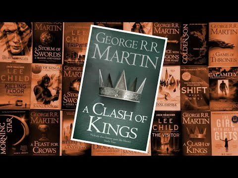 Book Review | A Clash Of Kings (A Song Of Ice And Fire Book 2) (No Spoilers)
