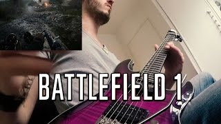 BATTLEFIELD 1 SOUNDTRACK COVER