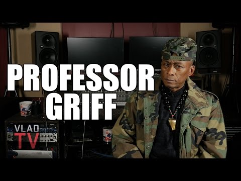 Professor Griff on Creating Public Enemy's It Takes a Nation of Millions