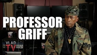 Professor Griff sits down with DJ Vlad to speak about his role in P...