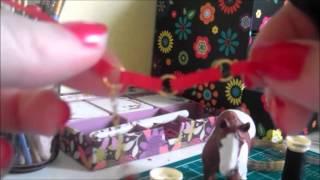 Schleich tack tutorial: Arabian halter