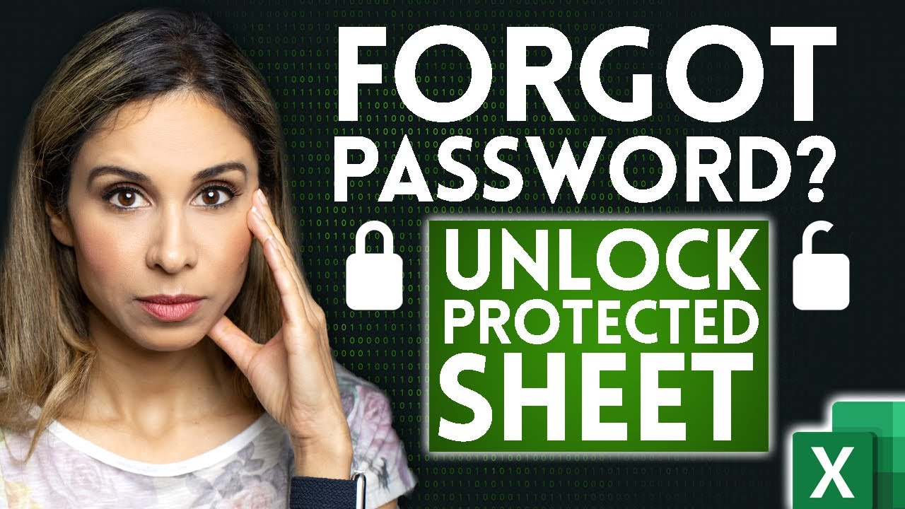 Easily Unlock Protected Excel Sheets Without Password