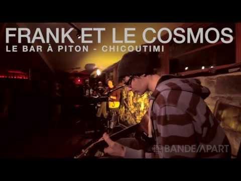 Frank et le Cosmos - Accablé - Bande à Part