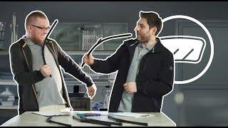 Битва деталей Mercedes-Benz: испытание щеток стеклоочистителя