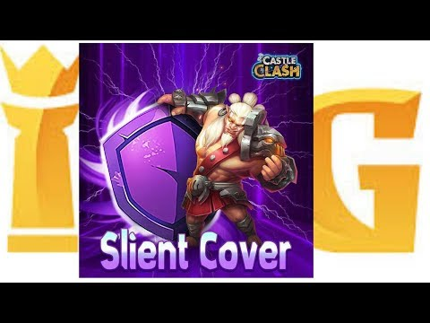 Slient Cover | Svalinn | IGG Suggestion | Castle Clash
