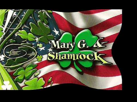 Mary G & Shamrock - Who's Sorry Now?