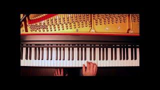Piano Tutorial / Nocturne in A Minor / Chad Lawson