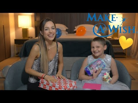 SPECIAL FOOD CHALLENGE | A WISH COME TRUE | Manuella