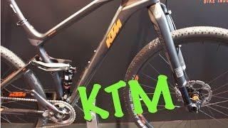 New KTM Bikes 2015 (Scarp) - Eurobike 2014