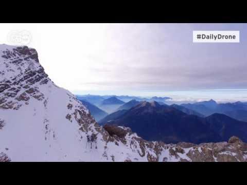 #DailyDrone: Zugspitze