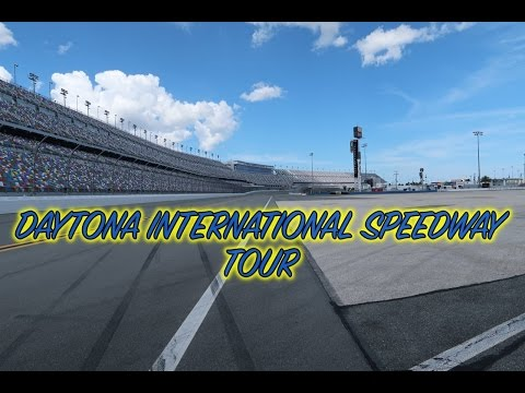 We Tour Daytona International Speedway Including The Motorsports Hall Of Fame Of America