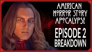 AHS: Apocalypse Episode 2 Breakdown and Details You Missed!