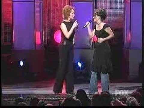 Reba and Kelly - Does He Love You?
