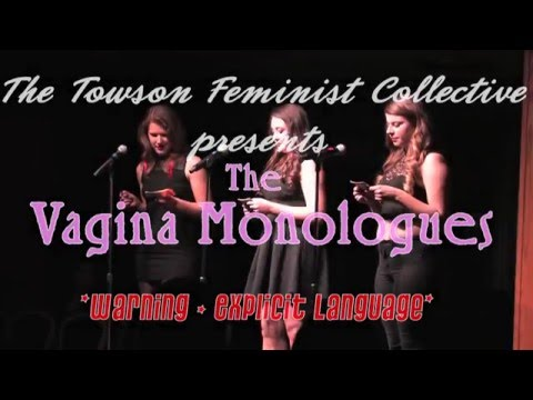 Think, Vagina monologue youtube not logical