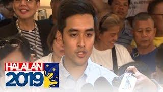 Vico Sotto wagi sa pagkaalkalde ng Pasig City   Halalan 2019