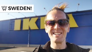 FINALLY SWEDEN! Answering your questions about Nordic Rail travel!