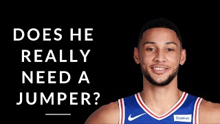 Download Ben Simmons analysis, 2019: The Point Big Man Mp3 and Videos