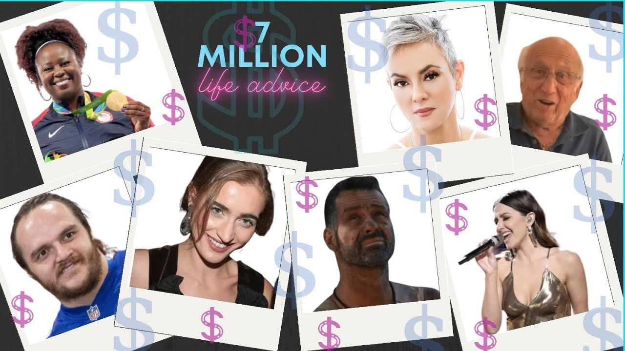 7 Million Dollars of Advice From 7 Celebrities |  Celebrities Advice | Life Advice | Tourism QA |