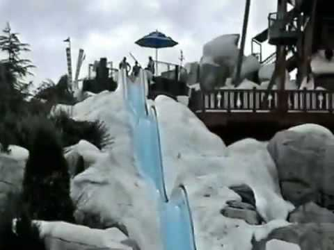Blizzard Beach Orlando Florida Youtube