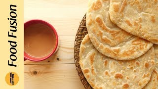 Paratha 4 Ways recipe by Food Fusion