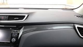 Nissan x-trail t32 2015 треск климат контроля