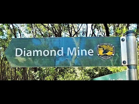 Mount Airly And The Deep Lead Diamond Mine