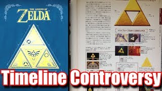New Zelda Timeline Controversy | Zelda Encyclopedia