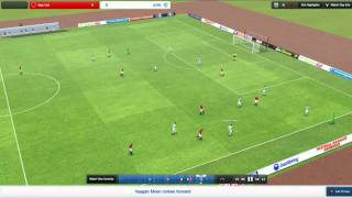 Football Manager 2012 Gameplay