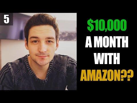 Amazon Affiliate Marketing Tutorial - How To Make Money On Amazon Affiliate