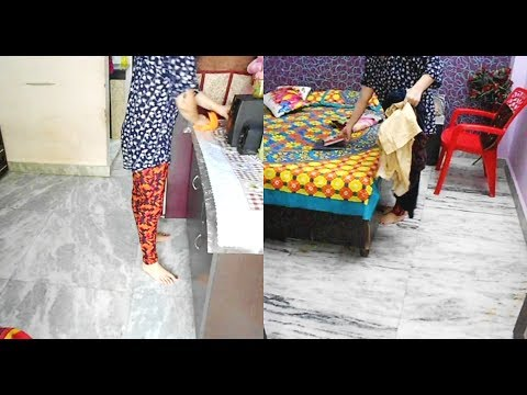INDIAN HOUSE CLEANING ROUTINE || MY DAILY HOUSE CLEANING ROUTINE