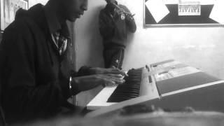 TERI GALIYAN (EK VILLAN) | Ankit Tiwari | piano flute  COVER