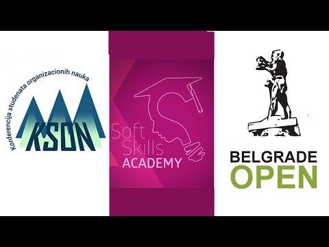 Belgrade open / KSON / Soft Skills Academy / Portret Sudenjaka - Aktuelno