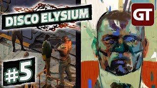 Thumbnail für Rassengeschwurbel par excellence - Disco Elysium #5 - Let's Play Deutsch/German (4K)