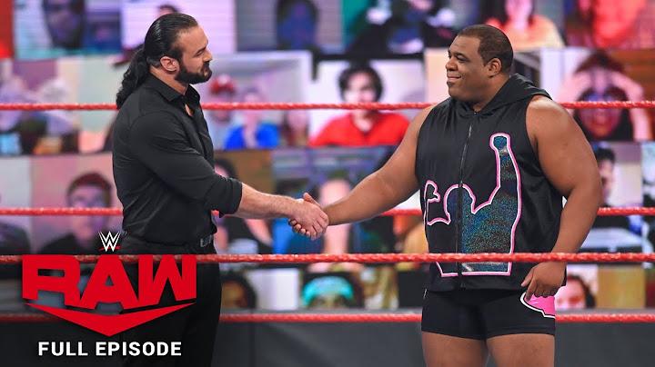 wwe raw full episode 14 september 2020