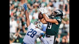 Lions vs. Eagles Week 3 Highlights | NFL 2019 I Reaction