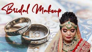 Perfect Indian Bridal Makeup   Rajshree Sharma