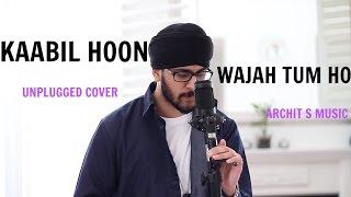 Download Hindi Video Songs - | Kaabil Hoon / Wajah Tum Ho | |Unplugged Cover| Hrithik Roshan Jubin Nautiya Palak Muchhal Yami|