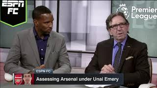 Hislop: Unai Emery has flown under the radar at Arsenal