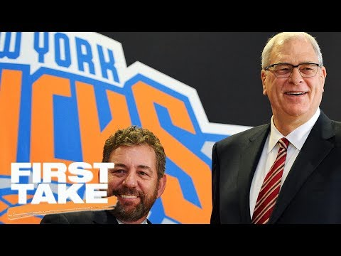 Knicks Need To Clean House | First Take | June 30, 2017