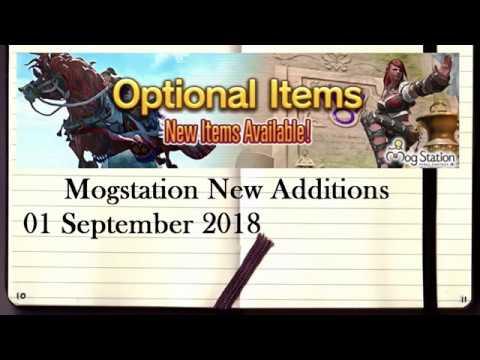 Ffxiv best optional items