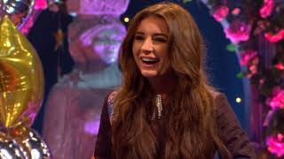 Love island's jack fincham has to answer questions about dani dyer put him by dani's dad danny dyer. celebrity juice is on itv2 at 10pm: https://www.comed...