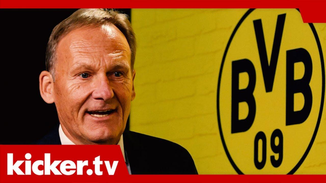 Bereit für den Titelkampf - Watzke optimistisch | kicker.tv