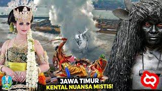 Fakta Sejarah Masyarakat dan Alam Budaya Provinsi Jawa Timur, Tempat Dukun Sakti & Orang² Keras