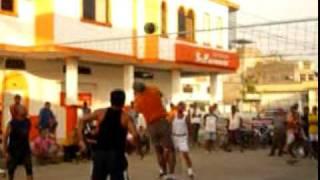 Tu Ecuavoley - Elvis vs Moña - Vinces - Los Rios - Ecuador