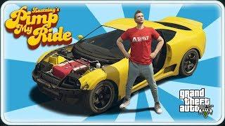 ТАЧКУ НА ПРОКАЧКУ -  СУПРА ИЗ ФОРСАЖА. GTA 5 Online пародия #15